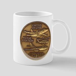 Bronze Naval Aviation Centennial Mug