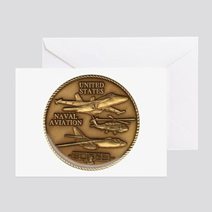 Bronze Centennial Greeting Cards (Pk of 10)