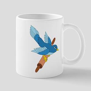 Blue Bird Mug