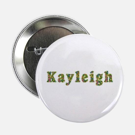 Kayleigh Floral Button