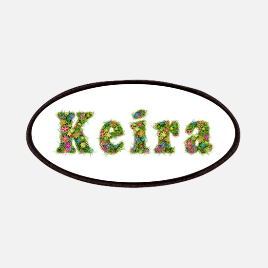 Keira Floral Patch