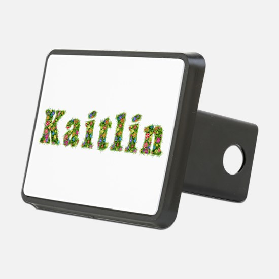 Kaitlin Floral Hitch Cover