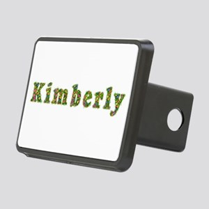 Kimberly Floral Rectangular Hitch Cover