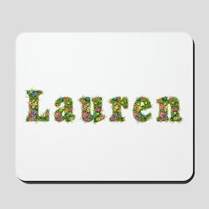 Lauren Floral Mousepad