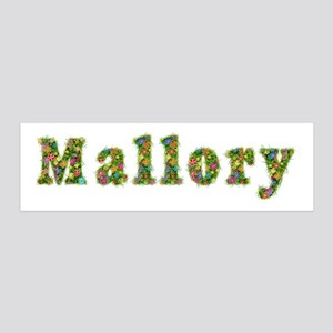 Mallory Floral 36x11 Wall Peel