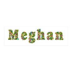 Meghan Floral 36x11 Wall Peel