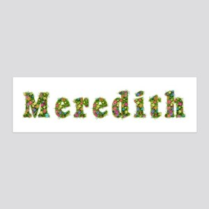 Meredith Floral 36x11 Wall Peel