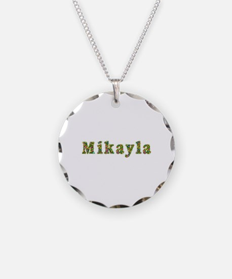 Mikayla Floral Necklace