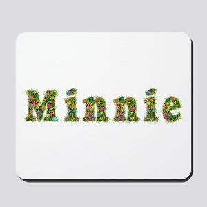 Minnie Floral Mousepad