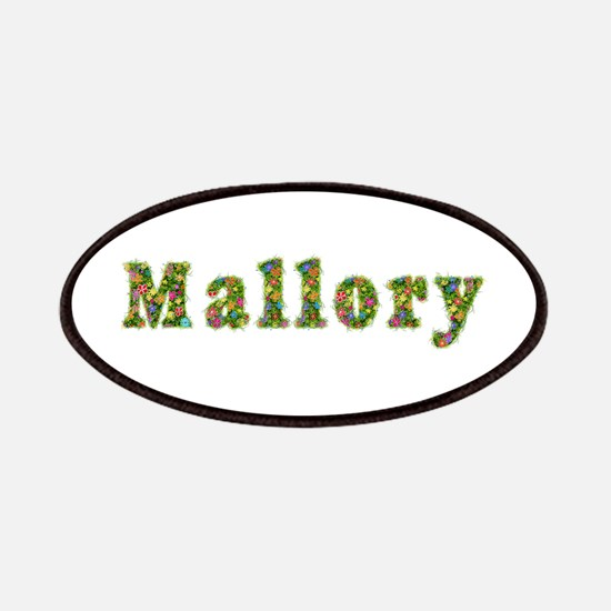 Mallory Floral Patch