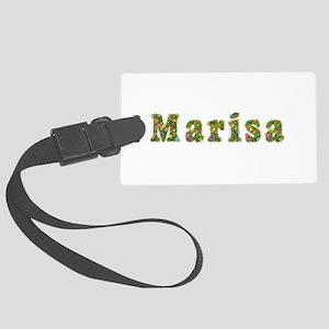 Marisa Floral Large Luggage Tag