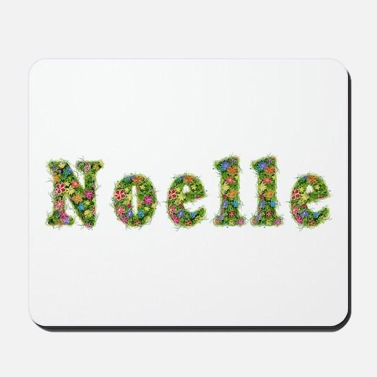 Noelle Floral Mousepad