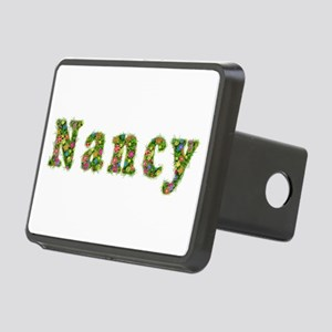 Nancy Floral Rectangular Hitch Cover