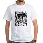 Intracities White T-Shirt (2-sided)