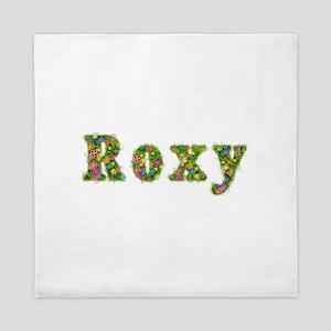 Roxy Floral Queen Duvet