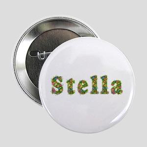 Stella Floral Button