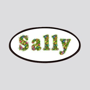 Sally Floral Patch