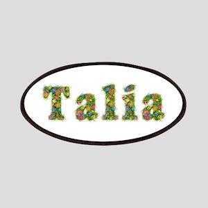 Talia Floral Patch