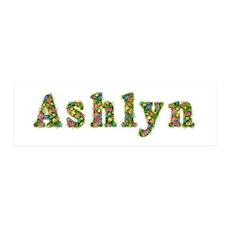 Ashlyn Floral 36x11 Wall Peel