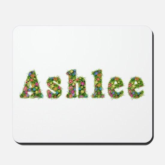 Ashlee Floral Mousepad