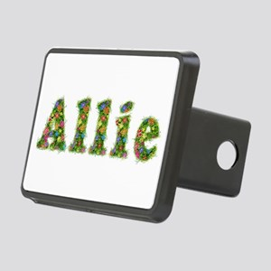 Allie Floral Rectangular Hitch Cover