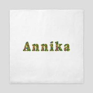 Annika Floral Queen Duvet