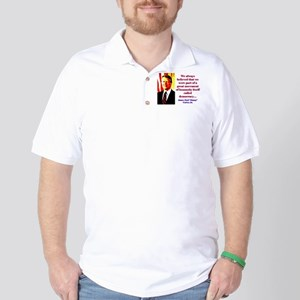We Always Believed - Jimmy Carter Polo Shirt
