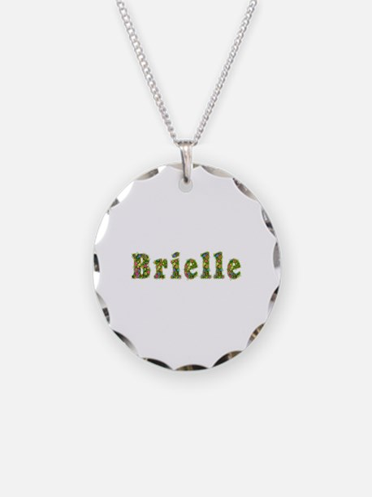 Brielle Floral Necklace