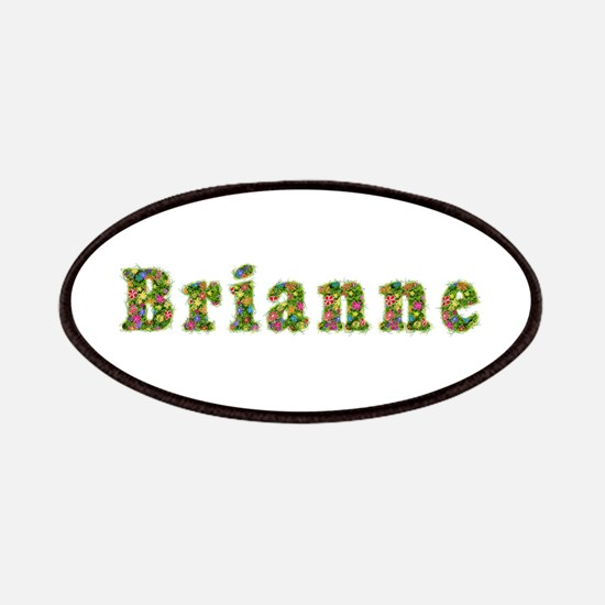 Brianne Floral Patch