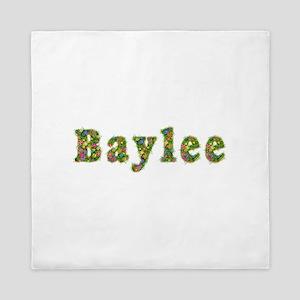 Baylee Floral Queen Duvet