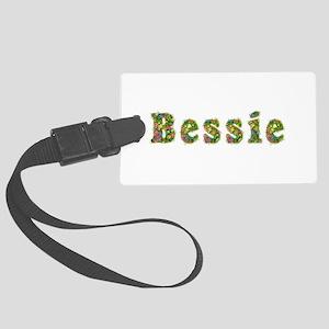 Bessie Floral Large Luggage Tag