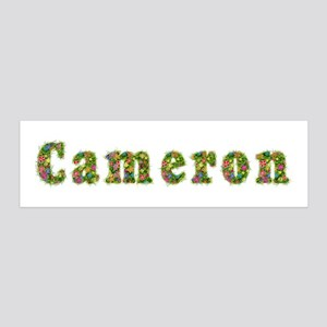 Cameron Floral 36x11 Wall Peel