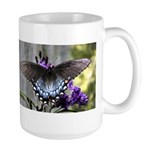 Spicebush Swallowtail Wingspread Large Mug