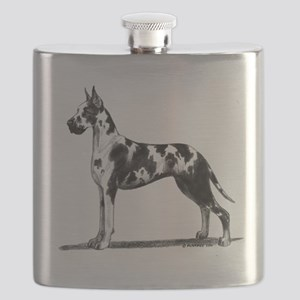 Great Dane Flask