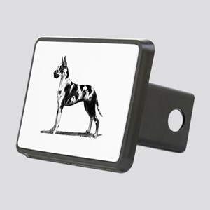 Great Dane Rectangular Hitch Cover