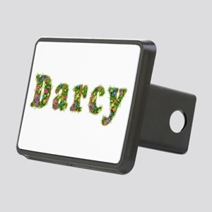 Darcy Floral Rectangular Hitch Cover