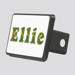Ellie Floral Rectangular Hitch Cover