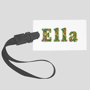 Ella Floral Large Luggage Tag