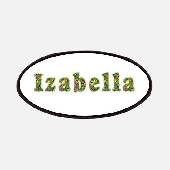 Izabella Floral Patch