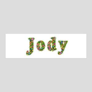 Jody Floral 36x11 Wall Peel