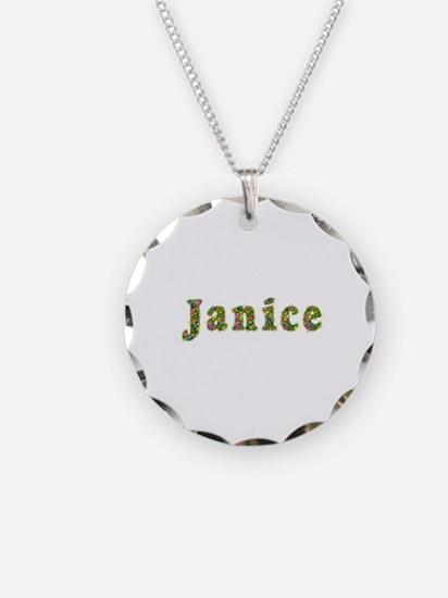 Janice Floral Necklace