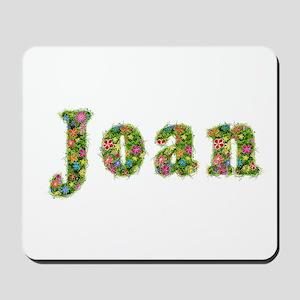 Joan Floral Mousepad