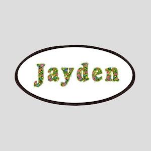 Jayden Floral Patch