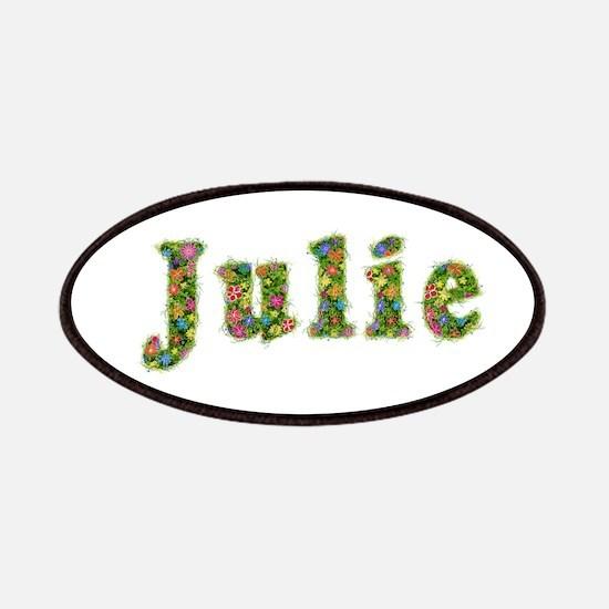 Julie Floral Patch