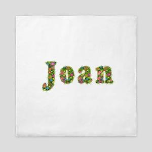 Joan Floral Queen Duvet
