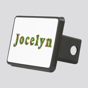 Jocelyn Floral Rectangular Hitch Cover