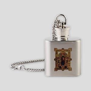 Jesus Illumination Flask Necklace