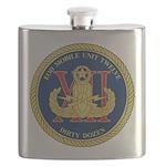 EOD Mobile Unit 12 Flask