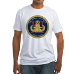 EOD Mobile Unit 12 Fitted T-Shirt