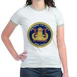 EOD Mobile Unit 12 Jr. Ringer T-Shirt